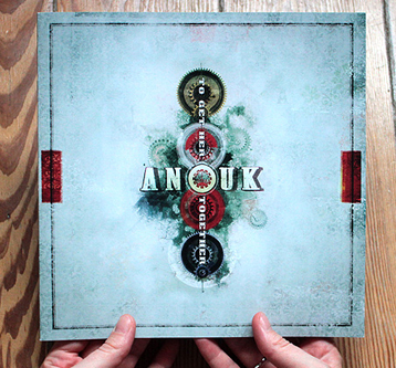 Anouk | Tour Booklets